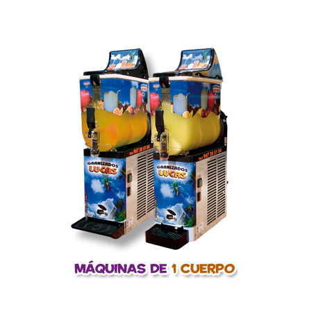 GRANIZADORA 1 CUERPO 12 LITROS MARCA SECOTEC OCASION